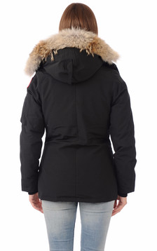 Parka Montebello Black