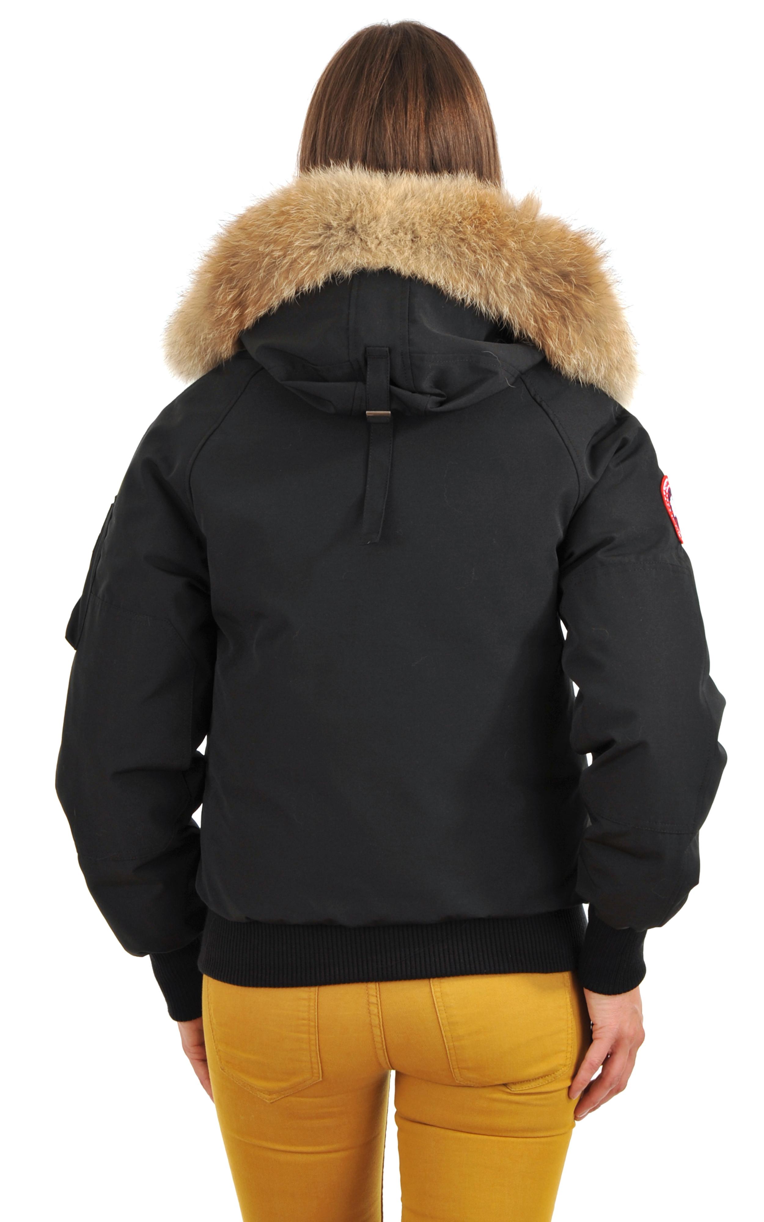 Canada Goose Chilliwack Noir