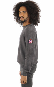 Pull Paterson iron grey
