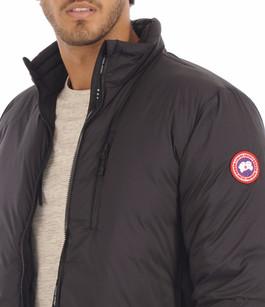 Doudoune Lodge Jacket Noir Canada Goose
