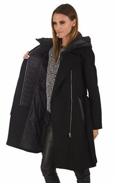Manteau Perle noire
