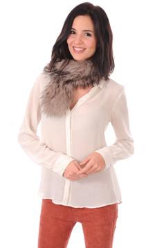Col Textile & Fourrure Accessoire1