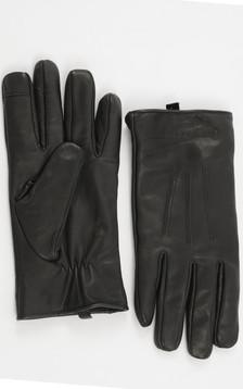 Gants Cuir de Vachette Noir1