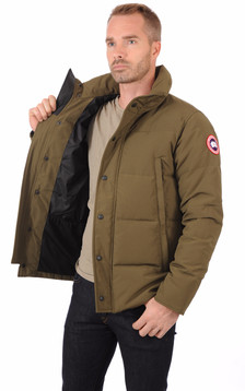 Parka Wyndham Military Green