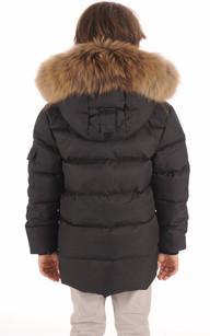 Ves Doudoune Authentic Jacket Boy Noir