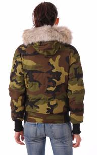 Doudoune Savona Camouflage