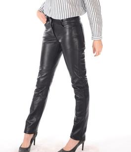 Pantalon Cuir Femme Last Rebels