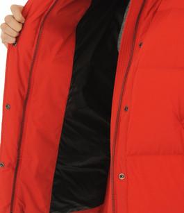 Doudoune Aurora rouge Woolrich