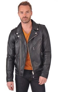 schott homme blouson cuir veste en cuir et perfectos schott. Black Bedroom Furniture Sets. Home Design Ideas
