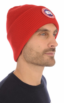 Bonnet ARTIC DISC Rouge
