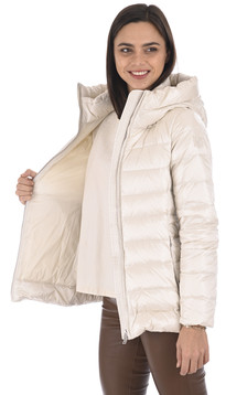 Doudoune Clover blanche