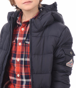 Doudoune Authentic Jacket Little Marine Pyrenex