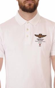 Polo Blanc Comando Squadra Aerea