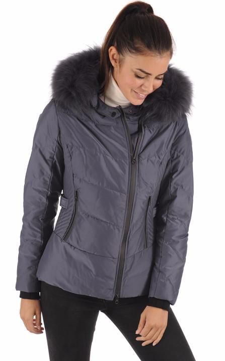Oakwood Femme   Blouson cuir, veste en cuir et doudounes Oakwood 86dd0c0512d2