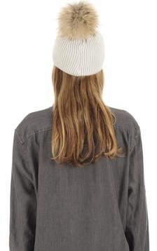 Bonnet Eze gris clair