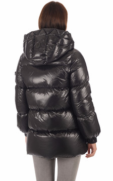 Doudoune Emerie noire femme
