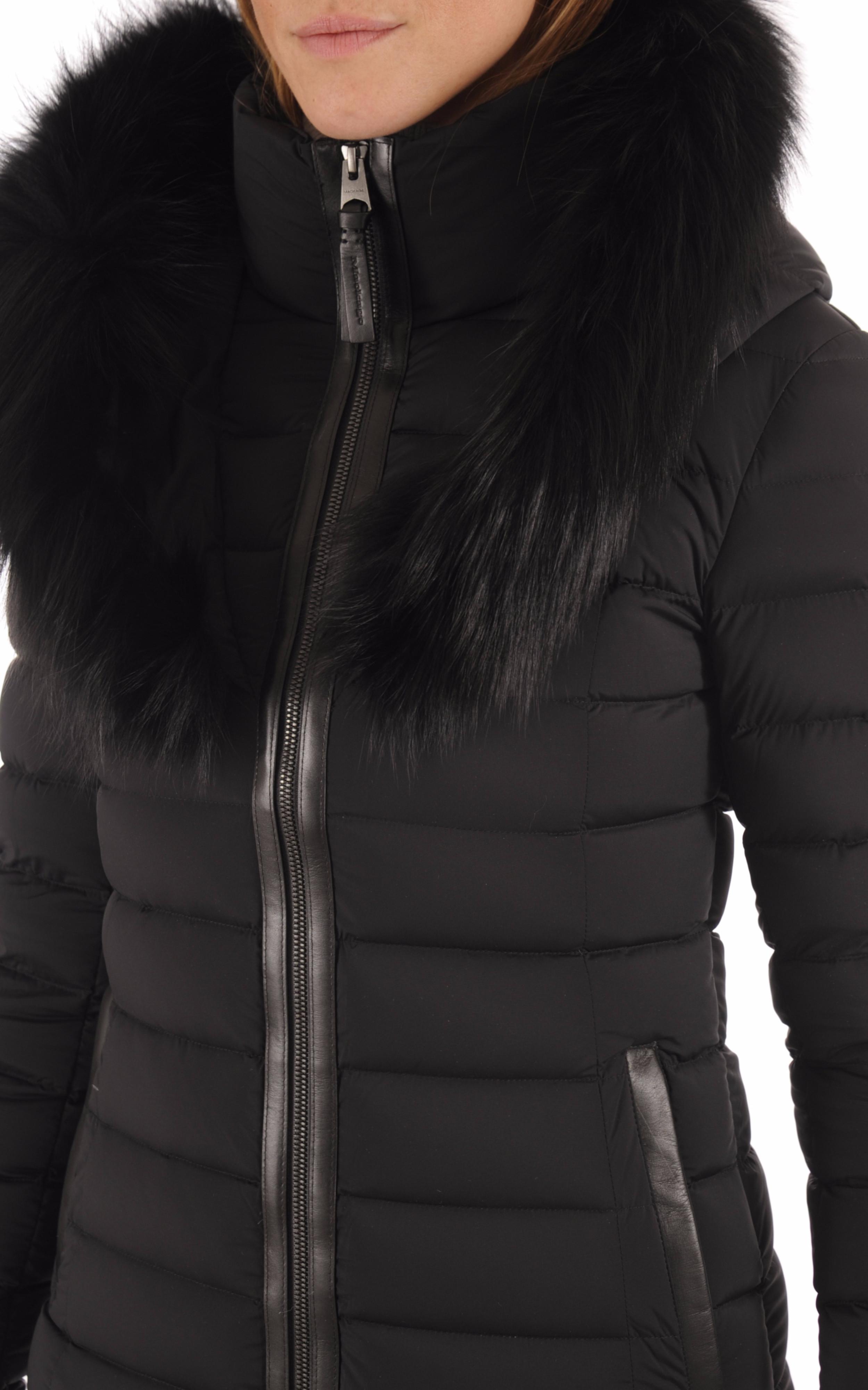 Doudoune Kadalina-x noire Mackage
