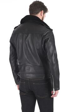 Blouson Style 17 Fur noir