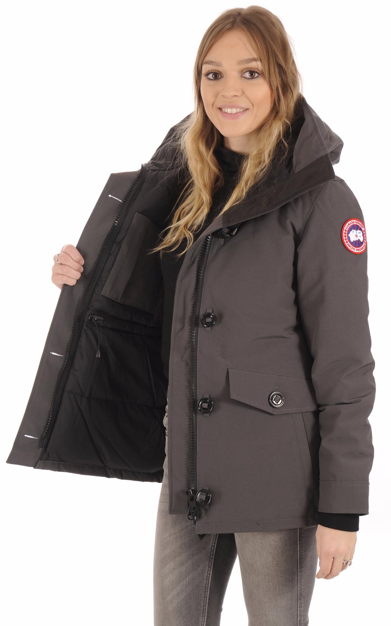 Veste d'hiver femme canada