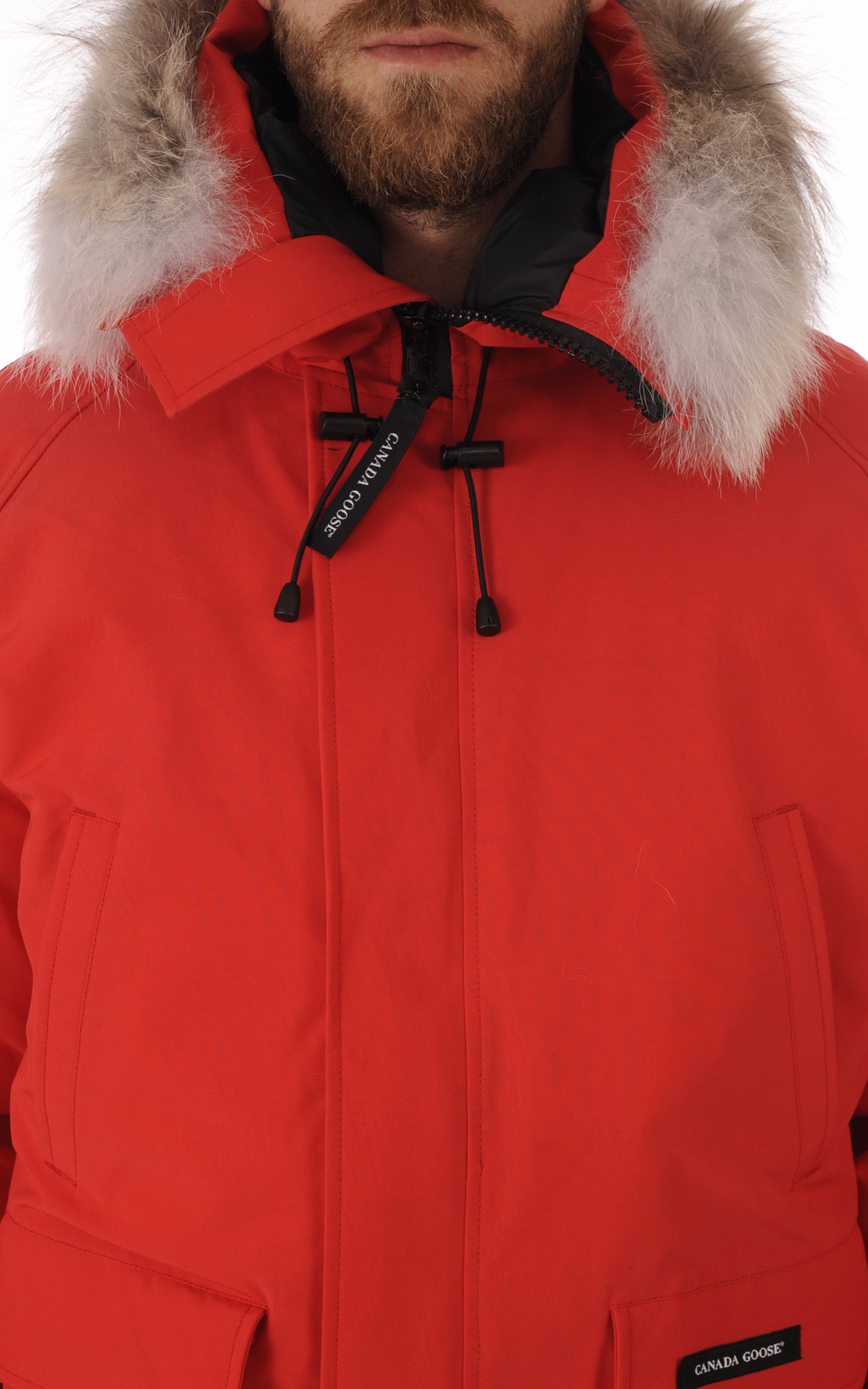 Blouson Chilliwack Rouge Canada Goose