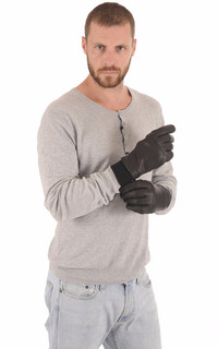 Gants Workman noir