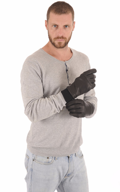 Gants Workman noir Canada Goose