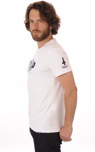 T-shirt Assaut Patrouille de France Blanc1