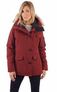 Parka Montebello Niagara Grape