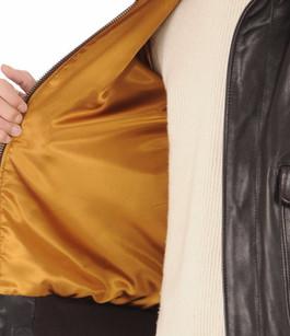Blouson cuir vachette 174s Schott