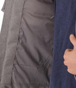 Doudoune Spoutnic Jacket Gris Pyrenex