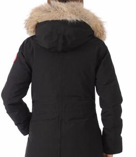Parka Rossclair noire Canada Goose