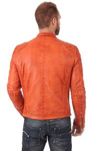 Blouson Rossi Orange