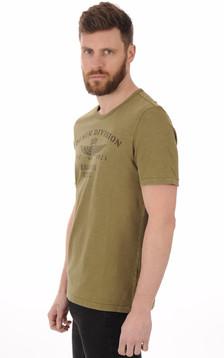 T-shirt 07196 Kaki1