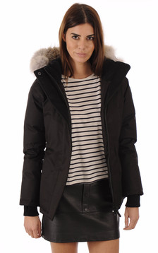 Parka Lindsay noire1