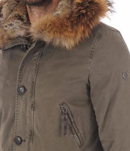 Parka St Moritz 515 kaki homme Blonde n°8