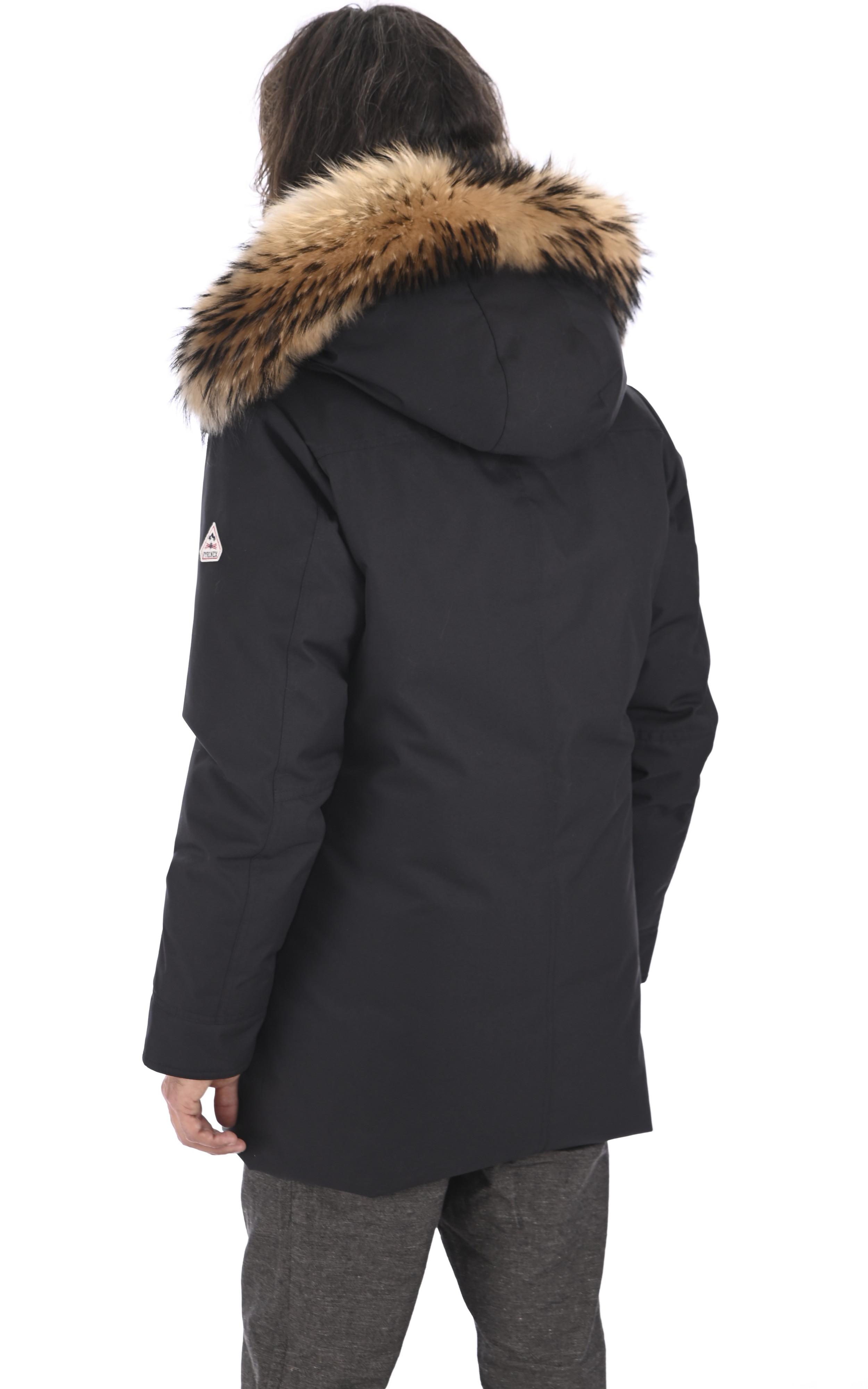 Parka Annecy noire Pyrenex