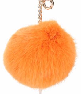Porte-clé lapin orange Oakwood