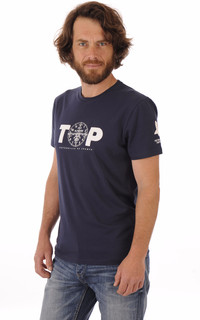 T-shirt Assaut Patrouille de France Bleu