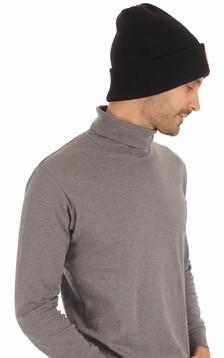 Bonnet Homme Noir1