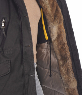 Parka Aspen 515 noire femme Blonde n°8