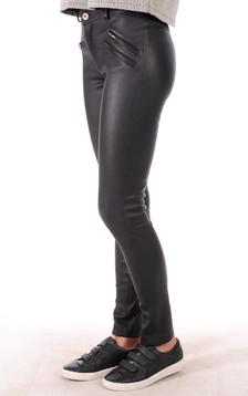 Pantalon Slim Stretch Femme