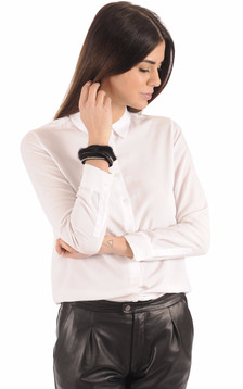 Bracelet Fourrure Vison Noir