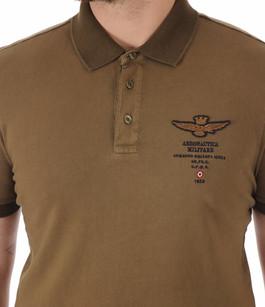 Polo Kaki Comando Squadra Aerea Aeronautica Militare