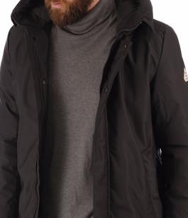 Doudoune Travis noir Pyrenex