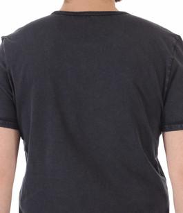 T-Shirt Bleu Denim Division Aeronautica Militare