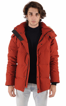 Parka Wyndham érable rouge