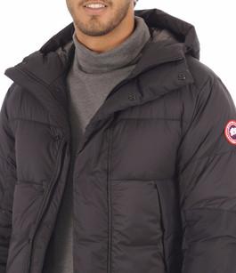 Parka Armstrong Hoody Noir Canada Goose