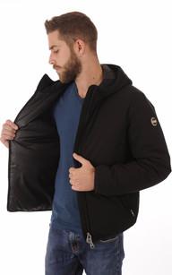 Blouson Noir 1181 Duvet Léger