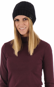 Bonnet Cable Toque noir
