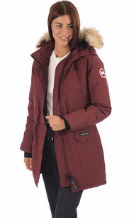 Manteau canada goose femme blanc